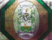 family crest stained glass fort collins